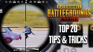 Top 20 Tips & Tricks in PUBG Mobile   Ultimate Guide To Become a Pro #6