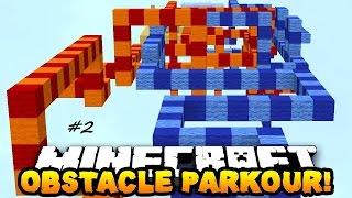 [Minecraft Parkour] Obstacle Parkour #2: 2000 năm sau -_-