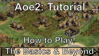 Aoe2 HD: Tutorial: How to Play, The Basics and Beyond!