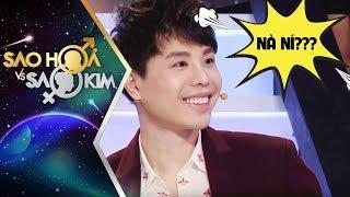 """Lâm Vỹ Dạ khẳng định: """" Con trai em giống Trịnh Thăng Bình lắm""""   Sao Hỏa Sao Kim [FULL HD]"""