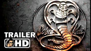 COBRA KAI Season 2 Announcement Trailer (2018) Ralph Macchio Karate Kid Sequel YouTube Series HD