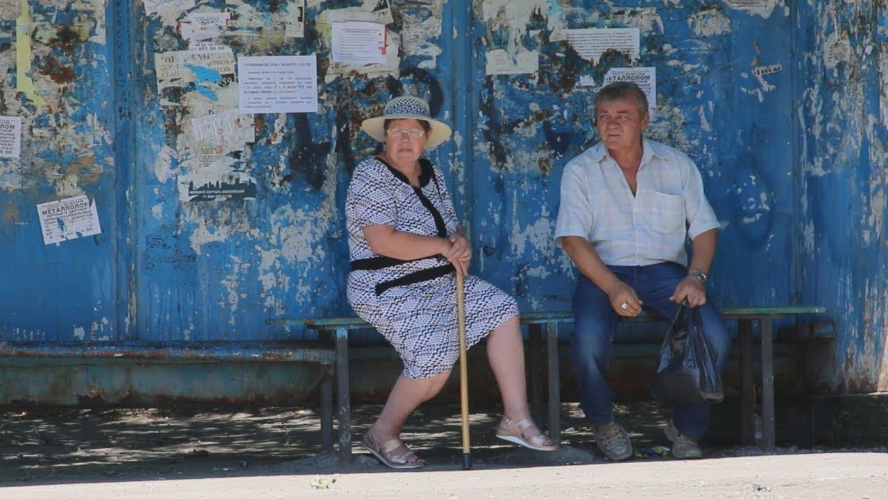 Пенсионная реформа: ростовская провинция собралась на погост