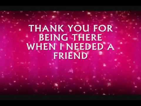 Thank You (Mom's Song) ~ Susan G. Acheson