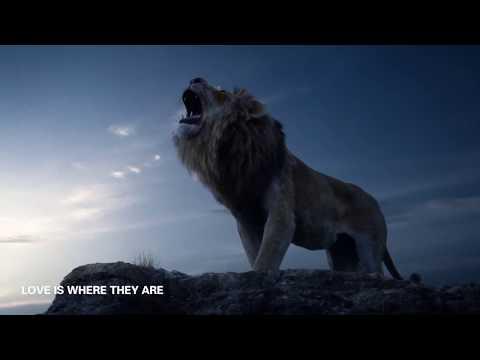 《獅子王》中文主題曲〈今夜我屬於愛情〉張學友、碧昂絲合作獻唱_現正熱映中
