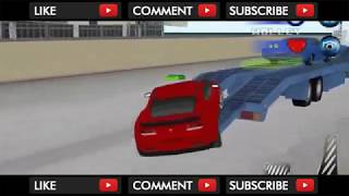 American Airplane Transport Android Gameplay - Kids Cars Games by MobilePlus