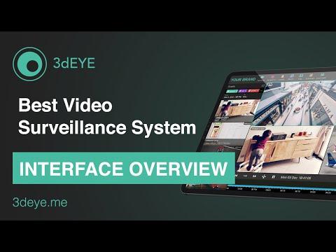 3dEYE User Interface Overview