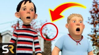 The Dark Truth Behind Monster House
