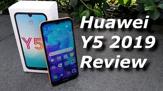 Video Huawei Y5 2019 mN412pRcZZc