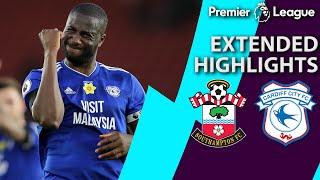 Southampton v. Cardiff City | PREMIER LEAGUE EXTENDED HIGHLIGHTS | 2/9/19 | NBC Sports