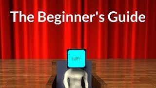 The Beginner's Guide: The Death of the Critic | Big Joel