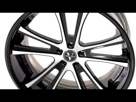 Vellano forged wheels Vellano VKE-C forged alloy wheels