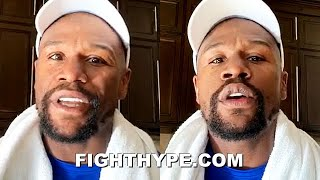 """FLOYD MAYWEATHER AS REAL AS IT GETS ON 50 CENT, """"SACRIFICES"""", HAYMON, CAREER, GEORGE FLOYD & MORE"""