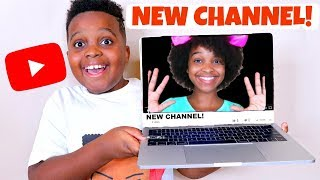 Shasha and Shiloh BECOME YOUTUBERS! - Onyx Kids