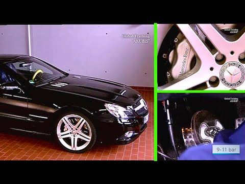 Mercedes benz sl check sensotronic brake control sbc for Mercedes benz sensotronic brake control sbc