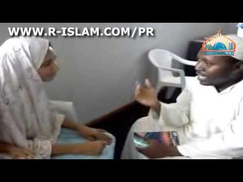 Shahada  , Conversao ao Islam