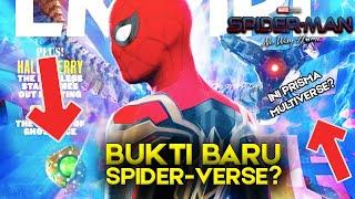 SCARLET WITCH TERHUBUNG DENGAN SPIDER-VERSE?   SPIDER-MAN NO WAY HOME - EMPIRE COVER BREAKDOWN