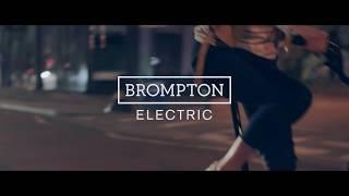 Vélo électrique Brompton : la vidéo officielle