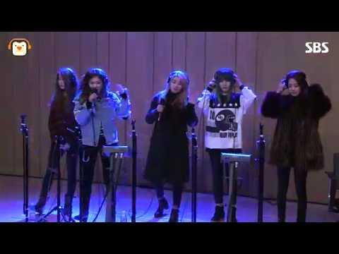 [SBS]두시탈출컬투쇼,미쳐,포미닛 라이브