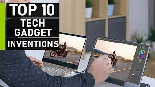 Top 10 Innovative Gadgets on Kickstarter & Indeigogo July 2019