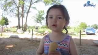 Em bé 2 tuổi việt kiều nói chuyện yêu ơi là yêu