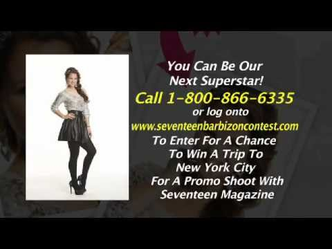 WIN A PHOTOSHOOT WITH SEVENTEEN MAGAZINE IN NYC!