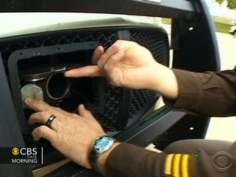 "GPS ""cannon"" could reduce frequency of high speed chases."