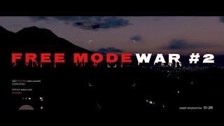 GTAV(ONLINE)|FREEMODE WAR #2