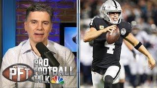 PFT Draft: Biggest Week 1 surprises | Pro Football Talk | NBC Sports