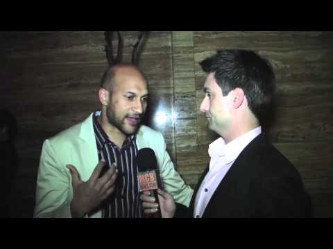 Keegan-Michael Key interviewed by Jonathan Novack at L.A. ...