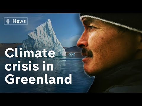 How climate change is melting Greenland