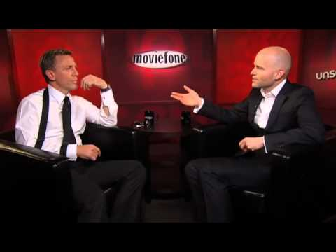 Unscripted with Marc Forster and Daniel Craig - YouTube