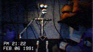 [FNAF] Endo 01 Testing Tape 1991 - Five Nights at Freddy's 1