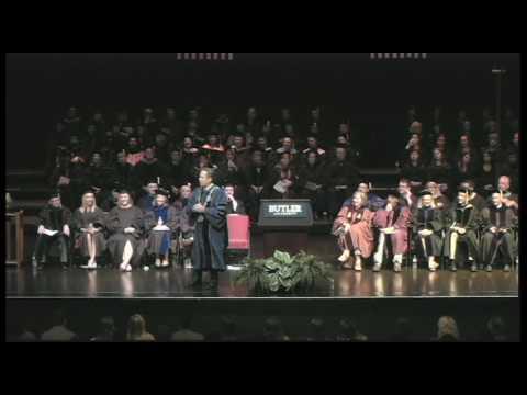 President Danko's Convocation Remarks 2016