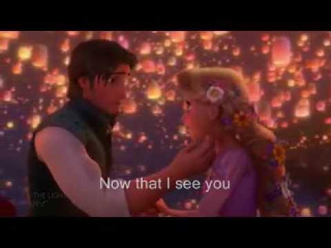 Tangled - I See The Light lyrics (OFFICIAL VIDEO)