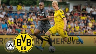 First goals by Brandt & Hazard | BVB - Udinese 4-1 | Highlights