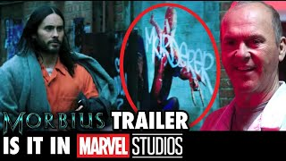 """Morbius Trailer: """"We're In The MCU!"""" - But is it?!"""