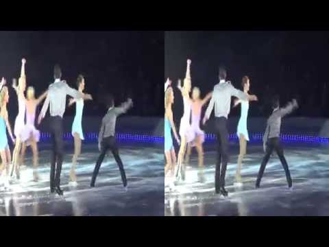 [3D] 2014 All That Skate - Day 1 - Opening
