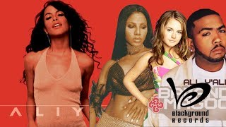 BLACKGROUND RECORDS: The Sad Reason Aaliyah's Music Is Missing + Other Artists