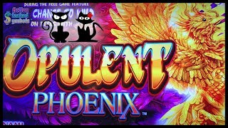 INCREDIBLE HIGH LIMIT JACKPOT WINS 💰 Opulent Phoenix 💰 The Slot Cats 🎰😸😺