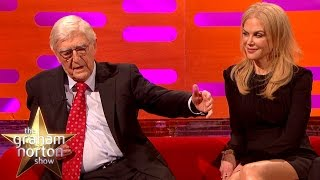 Michael Parkinson on the State of Modern Chat Show Hosts - The Graham Norton Show