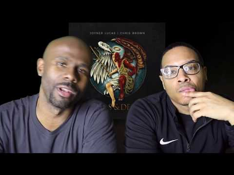 Joyner Lucas & Chris Brown - Stranger Things (REACTION!!!)