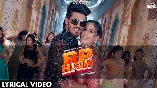 BP HIGH (Lyrical) – Renuka Panwar Ft Pranjal Dahiya Video HD