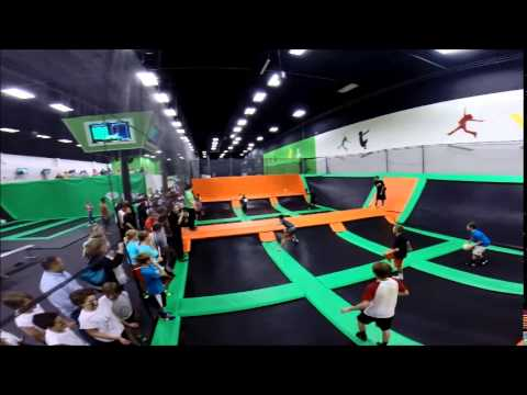 walk again: Tucson man fights to recover from trampoline park injury