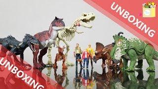 Sinoceratops | Jurassic World TFK | Mattel (Unboxing)
