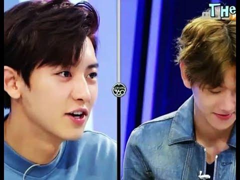 [CHANBAEK] Baekhyun So Sweet and Shy