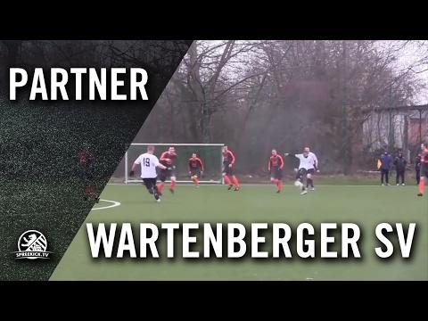 Wartenberger SV - SV Blau-Gelb Berlin (Bezirksliga, Staffel 3) - Spielszenen | SPREEKICK.TV