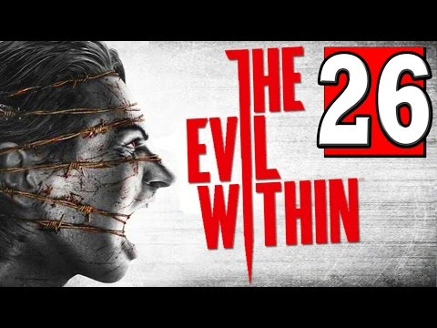 The Evil Within Walkthrough Part 26 Chapter 11 REUNION SPS4 XBOX PC [HD]