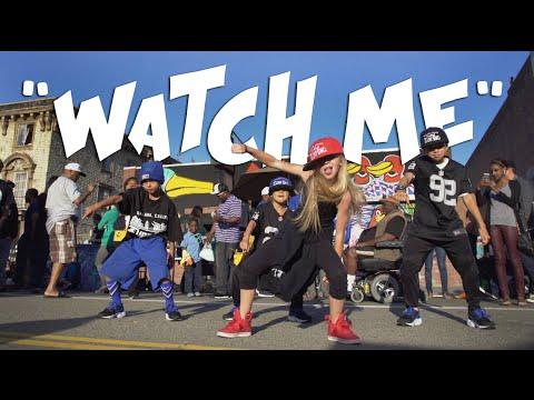 Silento - Watch Me (Whip/Nae Nae) | YAK x TURFinc Dem Bague Boyz & Phoenix Lil'Mini #WatchMeDanceOn
