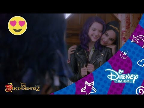 Los Descendientes 2 : Videoclip - 'Space Between'  | Disney Channel Oficial