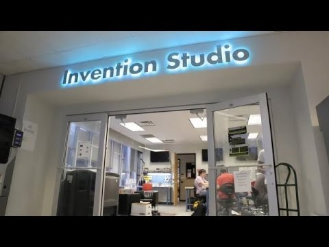 Georgia Tech's Invention Studio | TechCrunch Makers